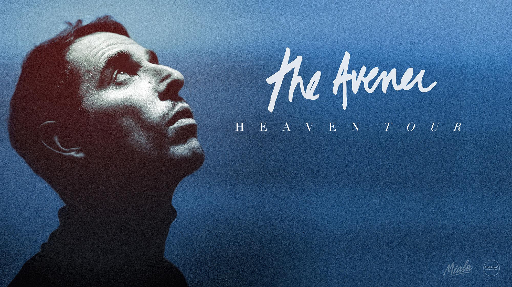 The Avener Tournee 2020 electro